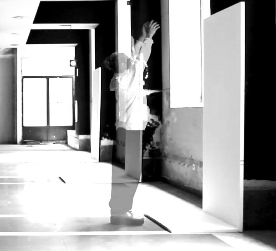 El territorio del bailarin